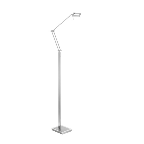 Inigo dimmable led floor lamp 434 55 the lighting superstore for Led floor lamp parts