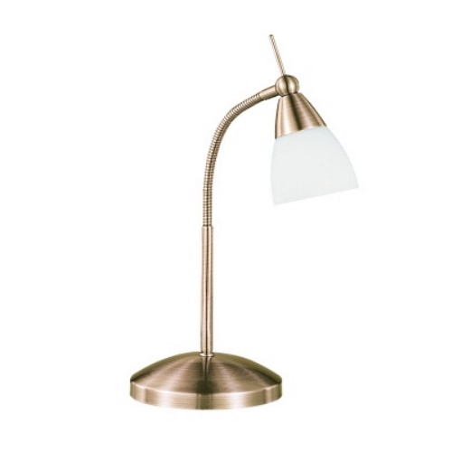 4430-11 Pino Antique Brass Table Lamp