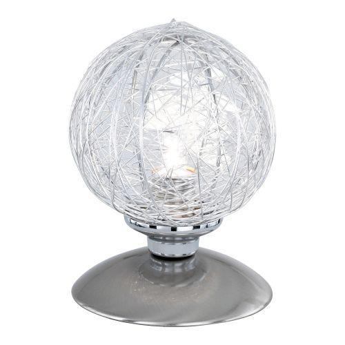 Womble Stainless Steel Floor Lamp 396