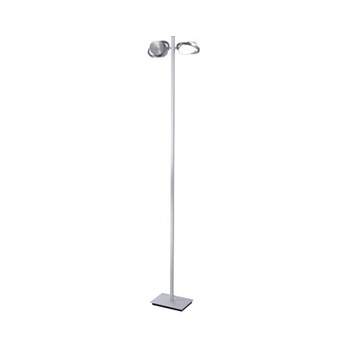 480-95 Orbit LED Aluminium Floor Lamp