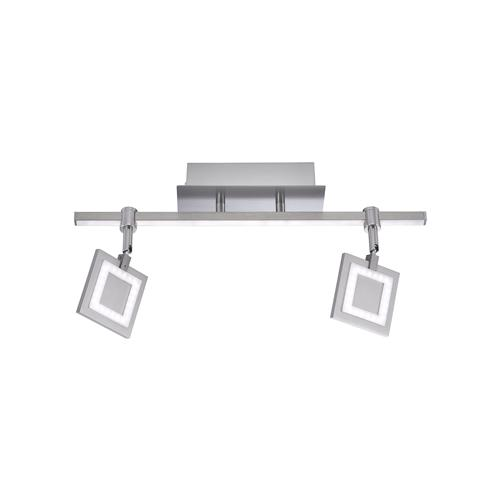 Milan LED Steel Spotlight 6091-55