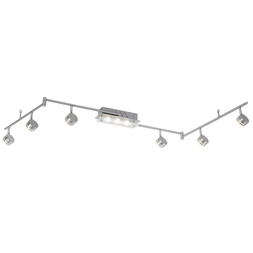 Trilok LED Ceiling Light 6348-55