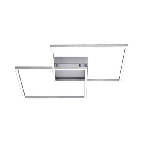 Inigo LED Steel Double Ceiling Light 6429-55