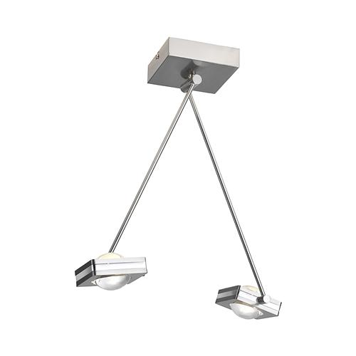 6462-55 Fisheye LED Steel Ceiling Light