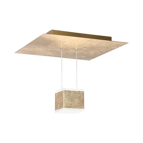 Nevis led ceiling light the lighting superstore nevis led gold coloured ceiling light 6710 12 aloadofball Gallery