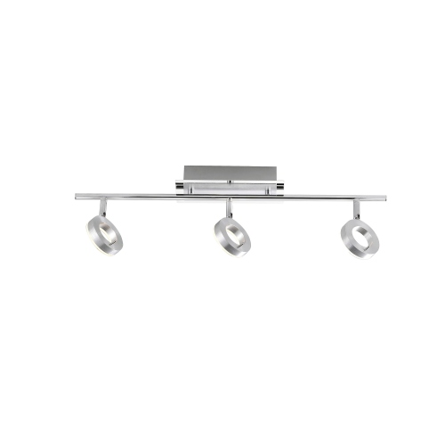 Parakou Triple LED Aluminium Spotlights PN0643