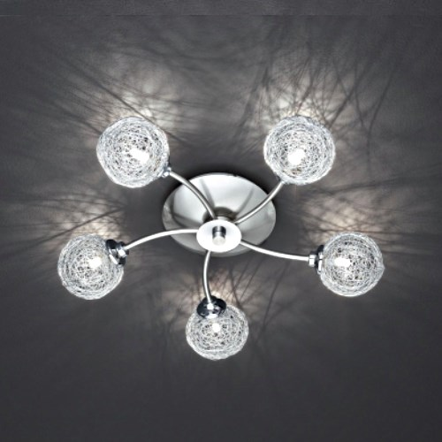 6795-55 Womble Semi-Flush Ceiling Light