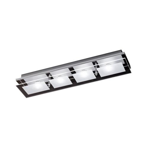 Chiron Led Bathroom Ceiling 4 Light 6897 17