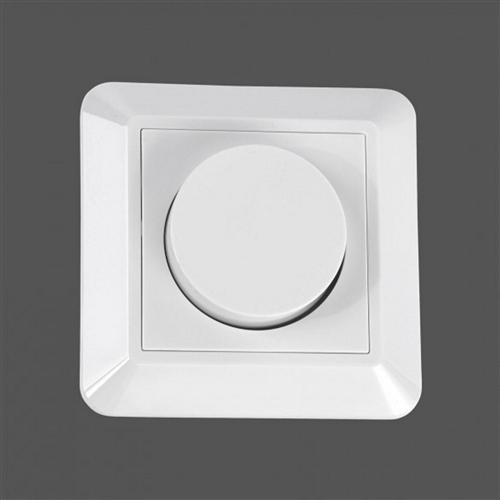 Tronic White Dimmer Switch 7200-16