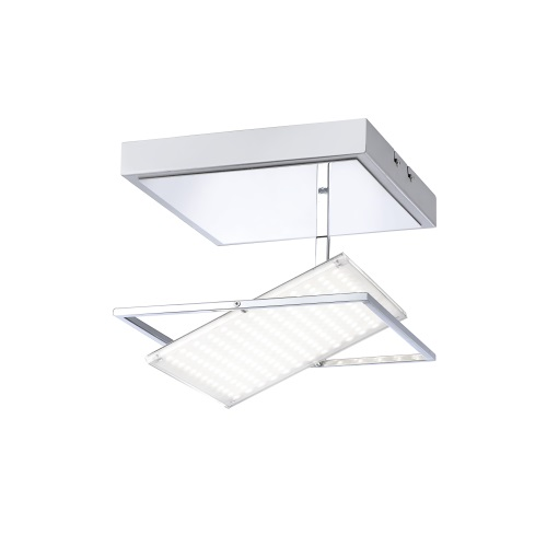 Fantino LED Large Chrome Ceiling Light 8066-17