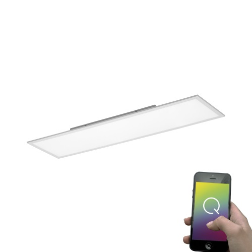 8089-16 Q-Flag Rectangular RGB LED Ceiling Light