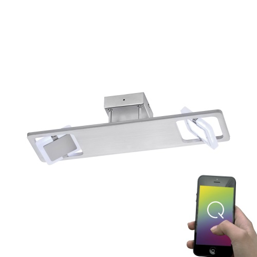Q-Gael LED Ceiling Double Light 8309-95