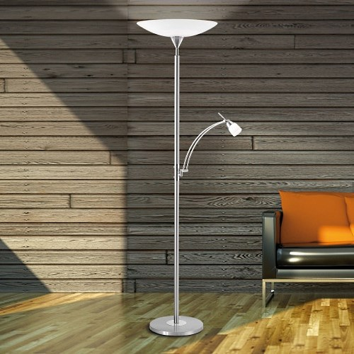 856-55 Pearl Dimmable LED Floor Lamp