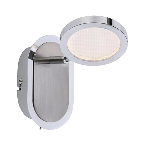 Nola LED Steel Wall Light 9511-55