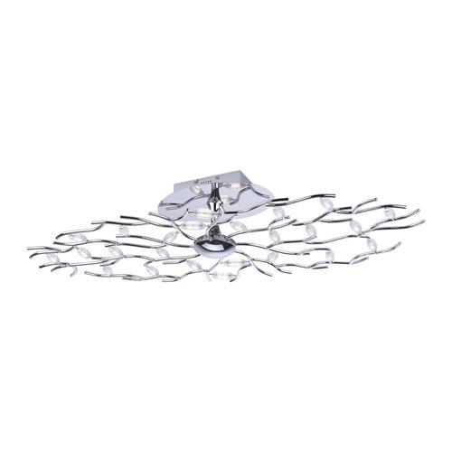 Florian Semi-Flush LED Ceiling Light 6676-17
