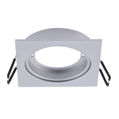 Q-Elli Square Adjustable Ceiling Mounting Ring 1155-95