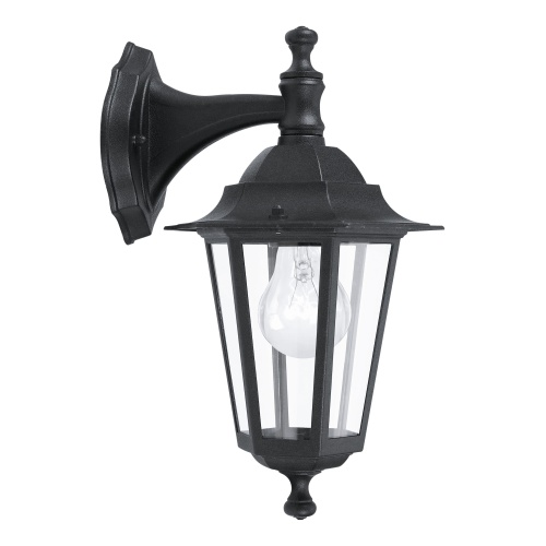 Laterna 4 outdoor wall light 22467 the lighting superstore for Applique murale exterieure ikea