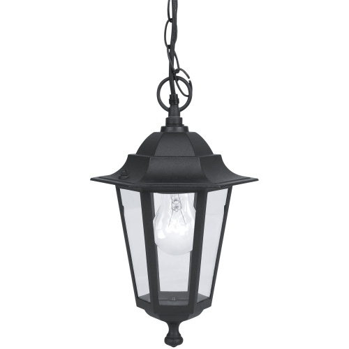 Laterna outdoor pendant light the lighting superstore for Suspension trois lampes