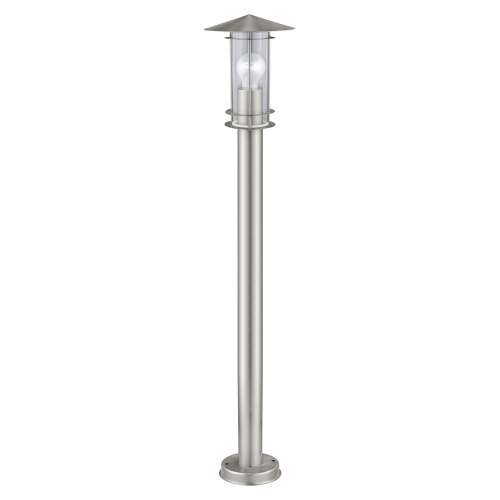 Lisio Stainless Steel 1 Metre Outdoor Post Light 30188