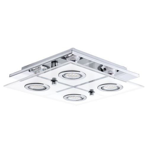 Cabo Square 4 Light LED Ceiling Light 30931