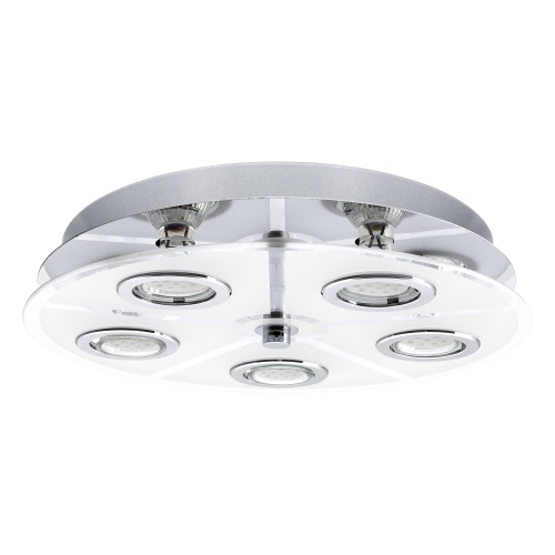 Cabo GU10 LED 5 Light Spot 30933