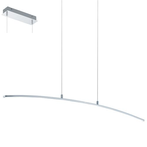 Lasana LED Chrome Ceiling Light 32048
