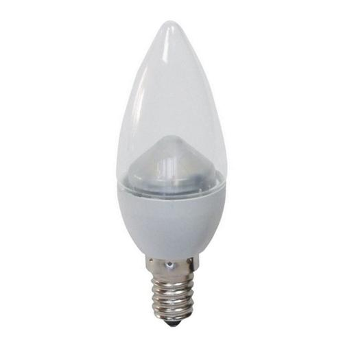 4.5W SES Clear LED Candle Bulb 11196