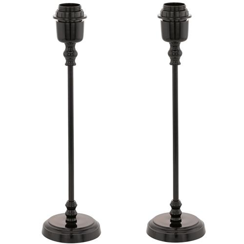 Margate Pack Of Two Tall Table Lamps 49194