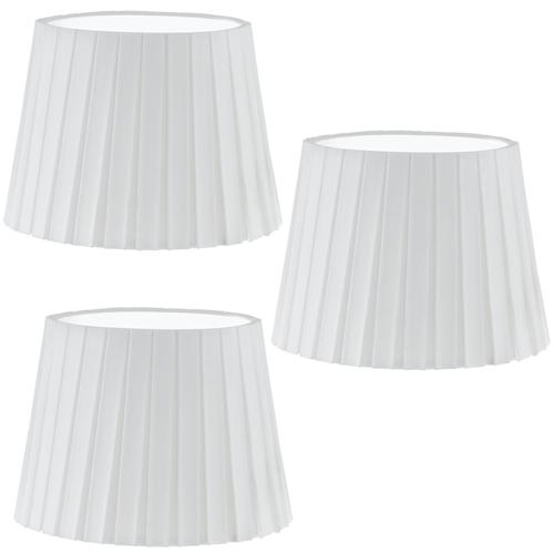 Pack Of 3 Medium Sized Imported Lampshades 49412