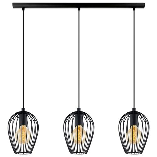 Newtown Triple Ceiling Pendant 49478