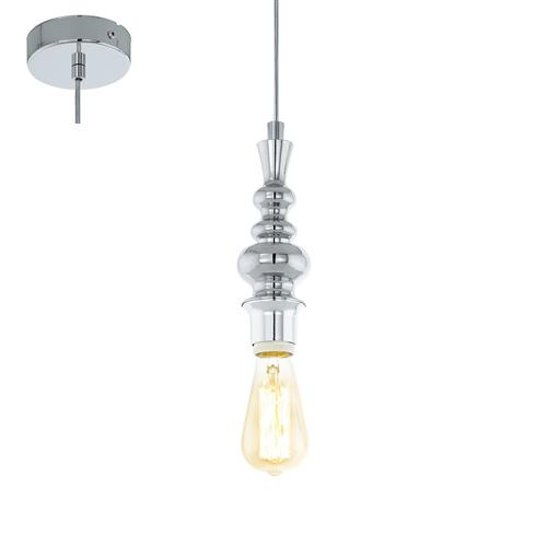 49846 Well Pack of Two Single Ceiling Pendant