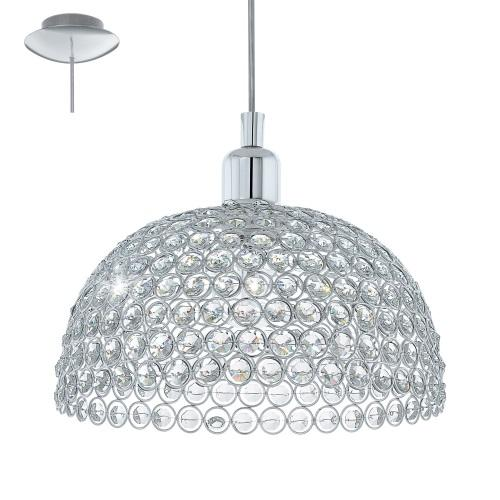 49849 Gillingham Crystal Pendant Light