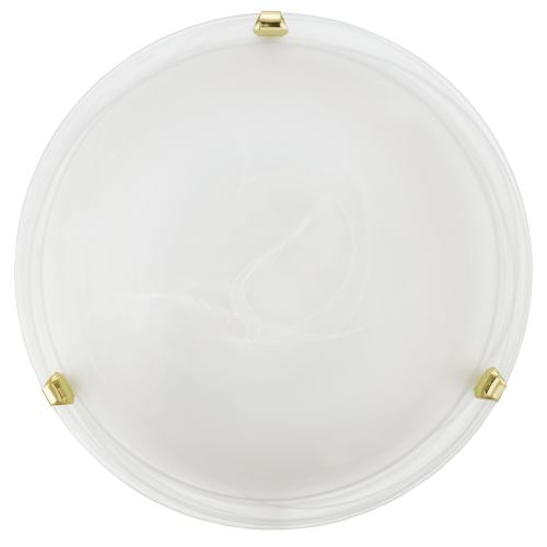 Salome Alabaster Flush Fitting 7183