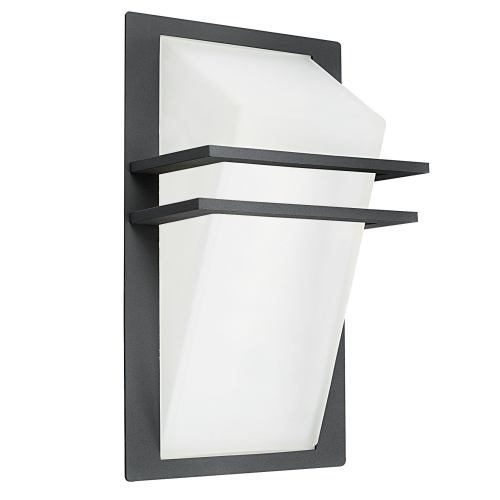 Park outdoor wall light fitting 83433 the lighting for Applique murale exterieure descendante