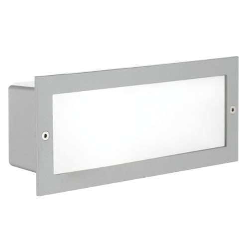 Zimba Brick Light Satin Silver 88008