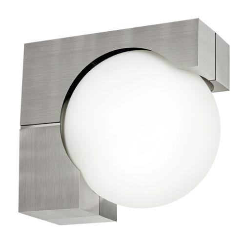 Ohio Stainless Steel Outdoor Wall Light 89314