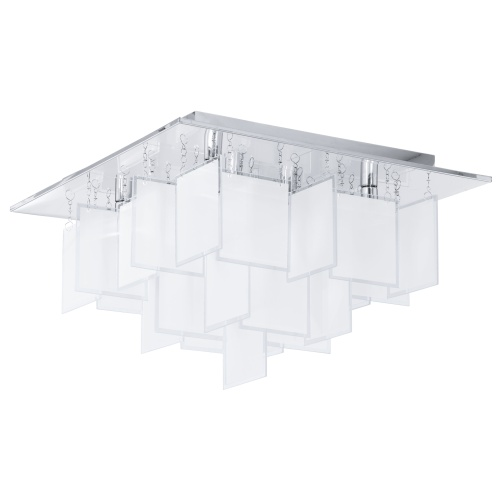 Condrada 1 Semi Flush Ceiling Light 92727
