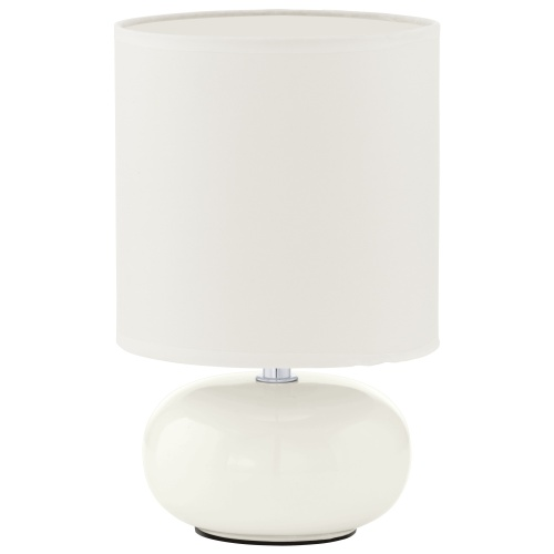 93046 Trondio White Table Lamp