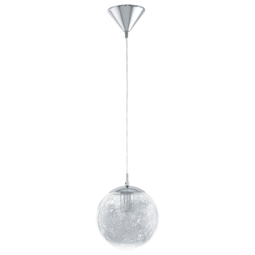 Luberio Single Chrome Pendant 93073