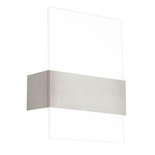 93382 Nikita LED Satin Nickel Wall Light