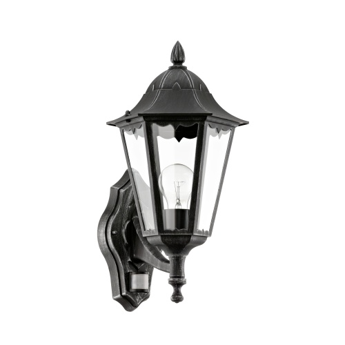 navedo pir outdoor wall light the lighting superstore. Black Bedroom Furniture Sets. Home Design Ideas