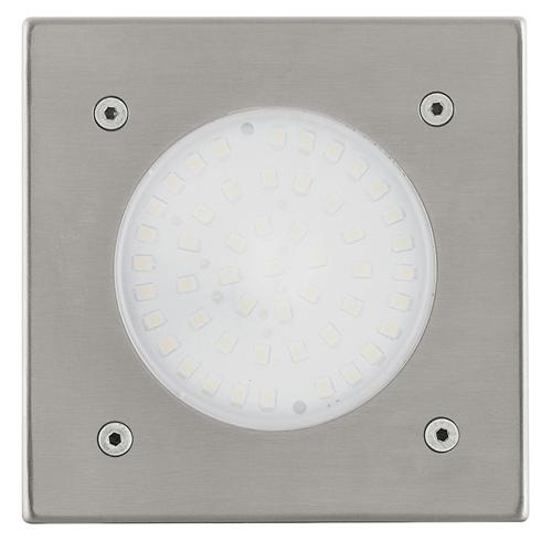 Lamedo Outdoor Ground Walk Over Recessed Light 93481