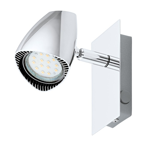 Corbera LED Wall Spotlight 93672