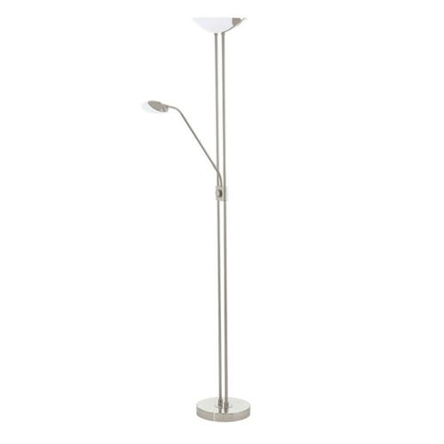 Baya dual dimmable led mother and child floor lamp the lighting baya led dimmable mother and child lamp 93874 aloadofball Image collections