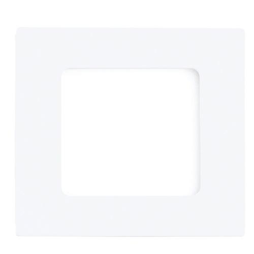 Fueva 1 LED 120mm Square Recessed Spot 94053