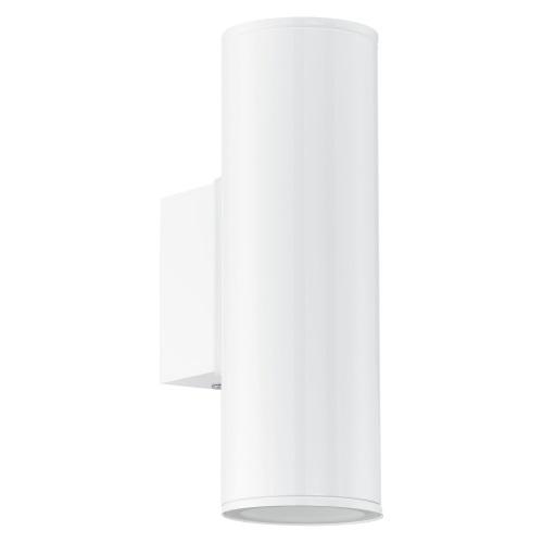 Riga LED White Outdoor Wall Light 94101