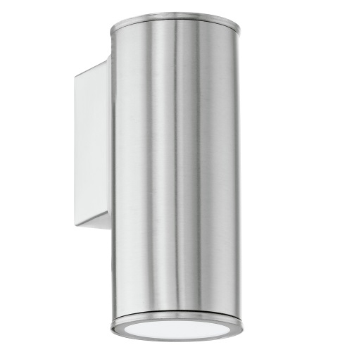 94106 Riga LED Outdoor Stainless Steel Wall Light