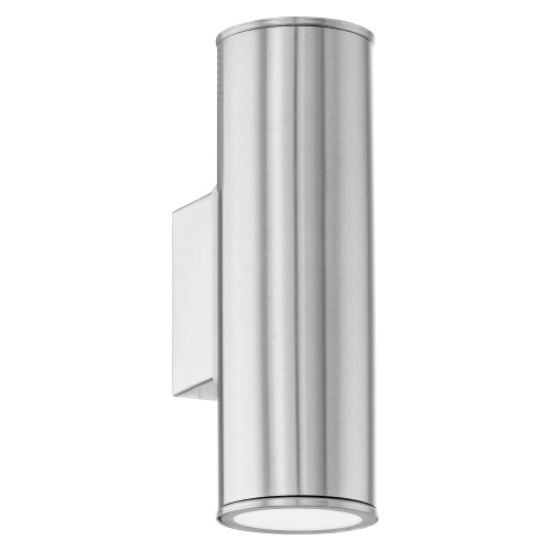 Riga LED Outdoor Stainless Steel Wall Light 94107