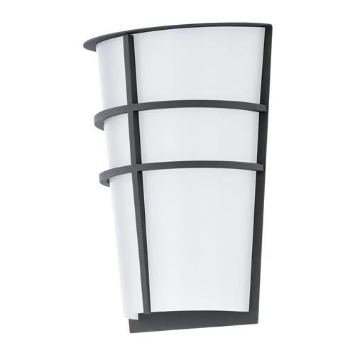 94138 Breganzo Outdoor LED Anthracite Wall Light