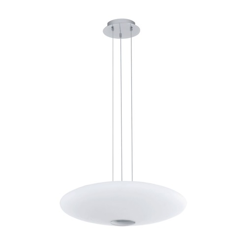 94416 Milea 1 LED Chrome Pendant Light
